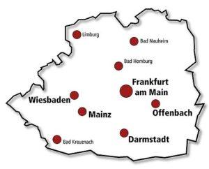 Rhein-Main Gebiet